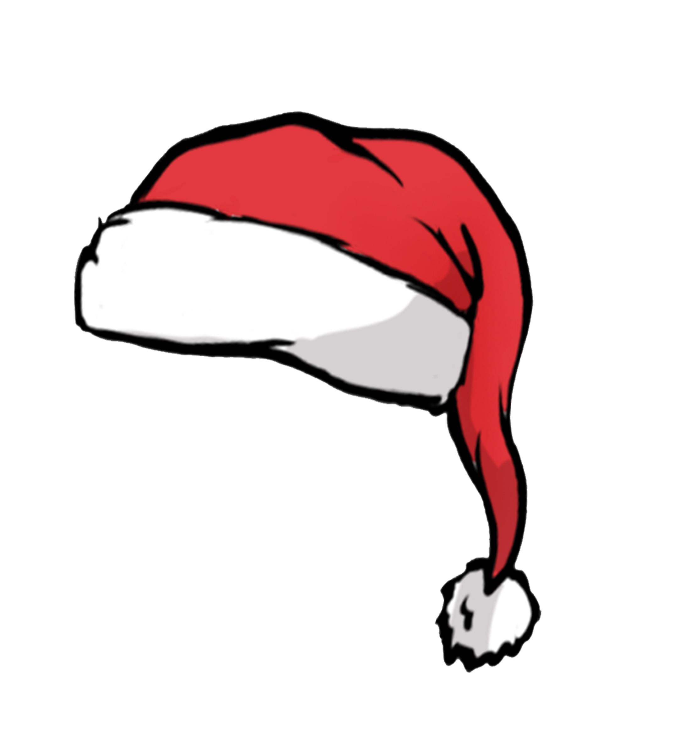 santa hat suit mascots rh mascots com santa hat cartoon pics santa hat cartoon png